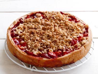Strawberry Crumb Pie | Recipe