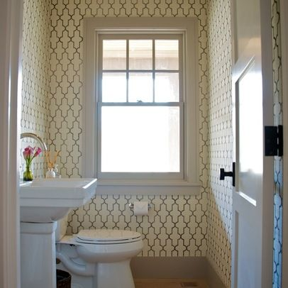 Powder Room Design Ideas Wallpaper Home Sweet Home