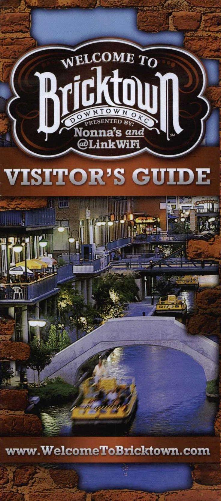 Bricktown Oklahoma City Ok Favorite Places Amp Spaces Pinterest