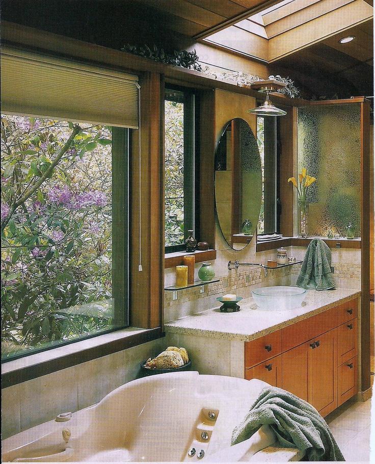 Bathroom organic and nature inspired bathrooms pinterest