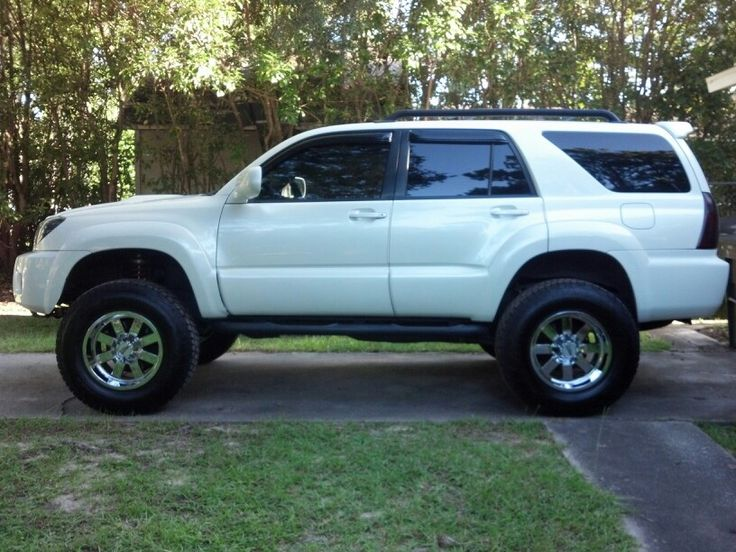Lifted 1997 Toyota 4runner Lifted And 2016 2017 Best Cars ...
