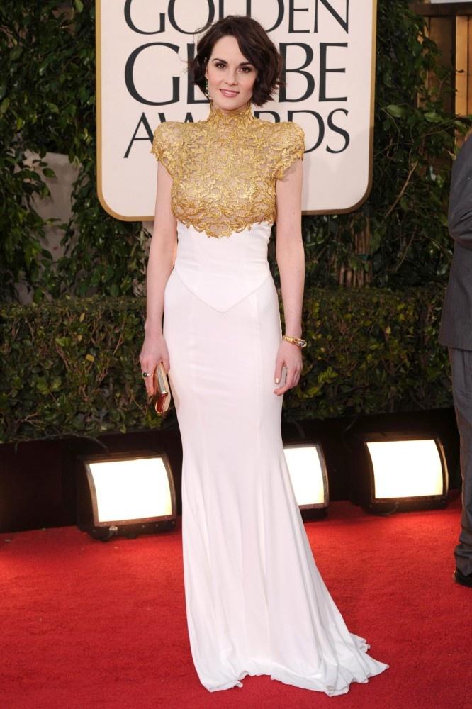 Golden Globes Fashion Red Carpet Dresses 2013 Best