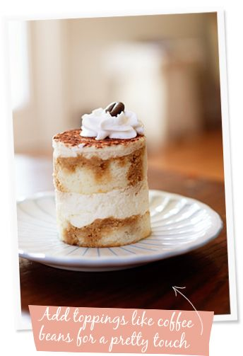 How To Make Tiramisu | Just Desserts | Pinterest