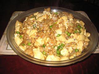 Homemade Chinese 私房菜: Ma Po Tofu | Food&drinks | Pinterest