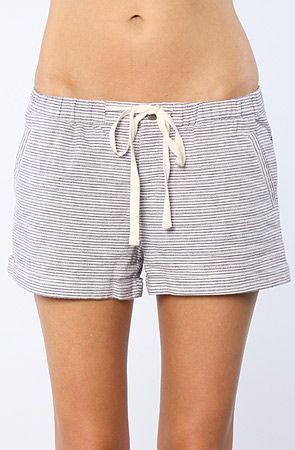 Quiksilver / QSW  The Pool Stripe Linen Short