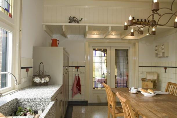 Gezelligheid Keuken : Een landelijke keuken straalt gezelligheid uit! Door mistey