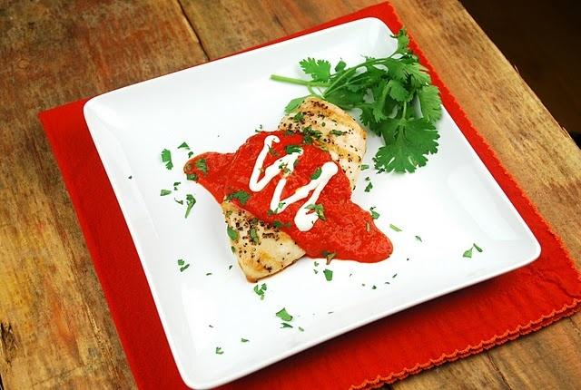 Red Pepper Sauce | dips.condiments.seasonings. | Pinterest