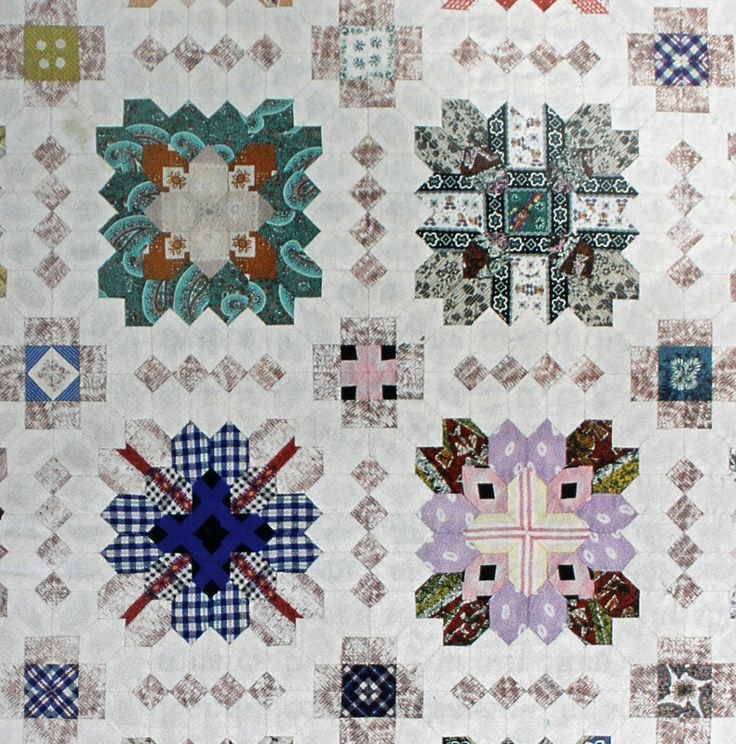 Quilt Magazine Uk Lucy Boston Pat...