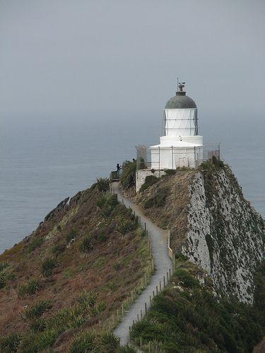 Kaka Point New Zealand  city photos : ... Point lighthouse [1870 Kaka Point, Otago, South Island, New Zealand