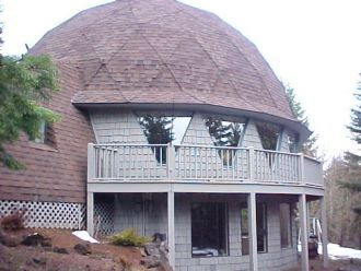 Dome Home Interior Geodesic Living Pinterest