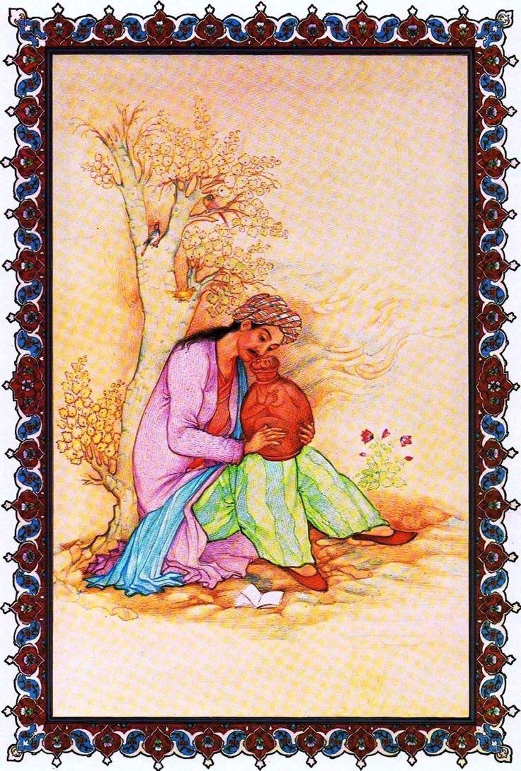 معنی اهنگ فخریه اوجن وبوراک اوزچیویت نقاشی هنر نهم صفحه33