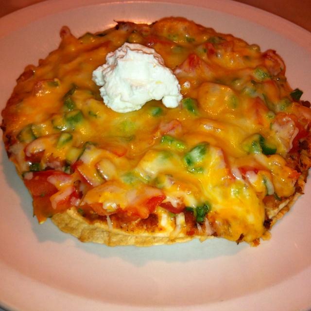 Mexican Pizza recipe | I