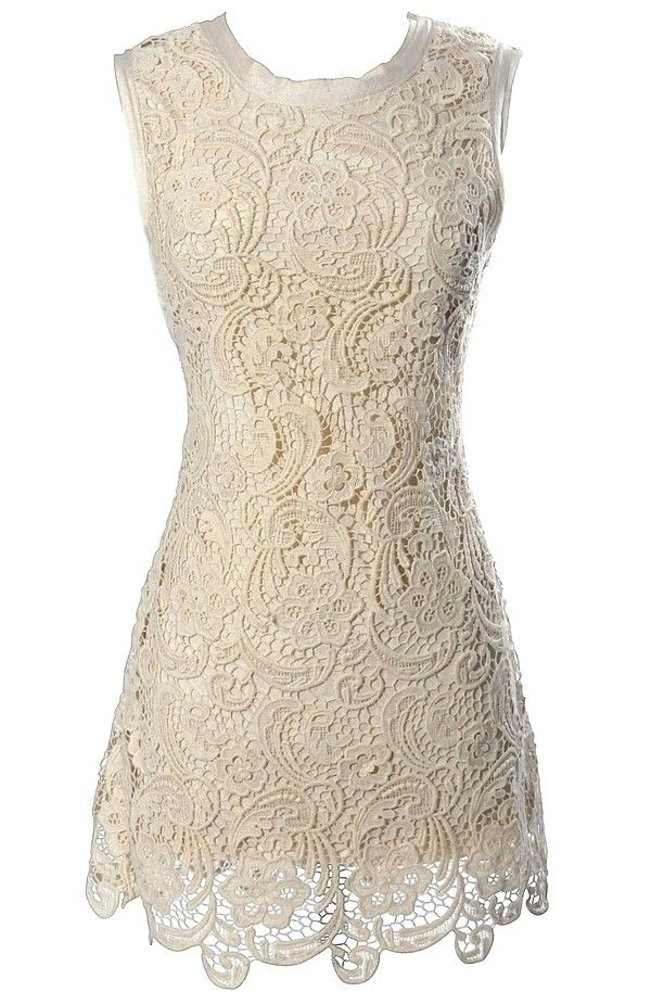 Crochet Lace Dress : Victorian Secret Crochet Lace Dress ? Wedding Gowns ...