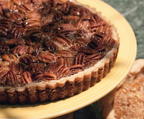 Find the recipe for Bourbon-Pecan Tart and other vanilla recipes at ...