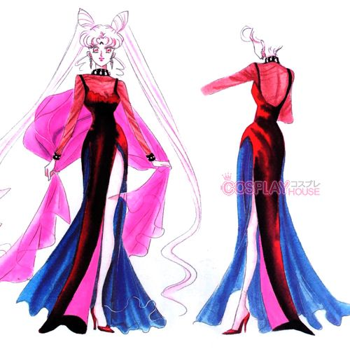 Wicked Lady Costume | Sailor Moon - 41.6KB