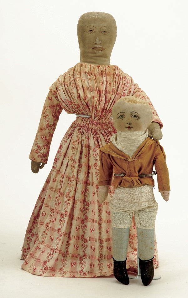 Early Cloth Dolls | Early Toys...