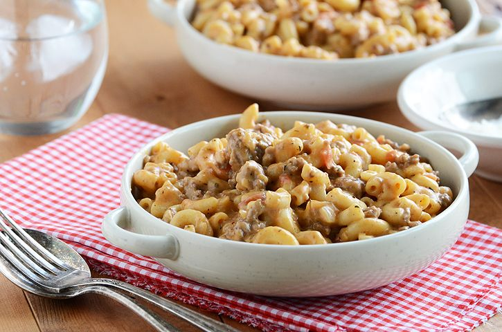 Pizza macaroni and cheese! Found this recipe and going to try it soon ...