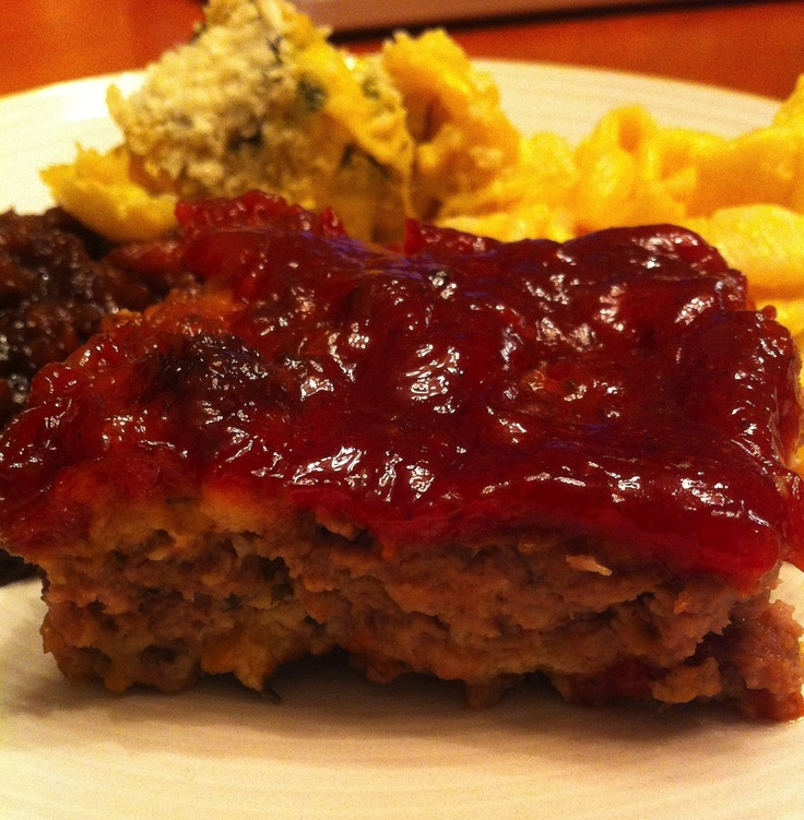 See.Try.Eat: Best Ever Meatloaf | food to try | Pinterest