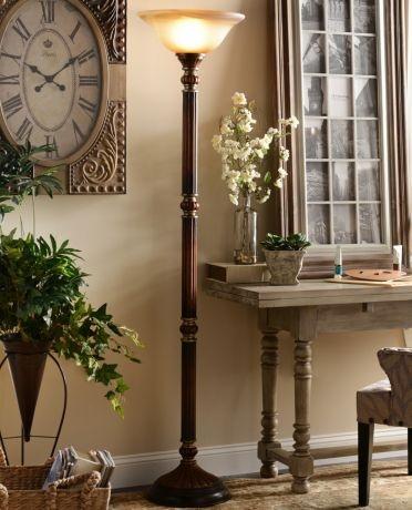 James torchiere kirklands vintagechic home decor for Home decor wall decor furniture unique gifts kirklands