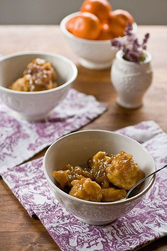maple syrup dumplings | Dumplings | Pinterest