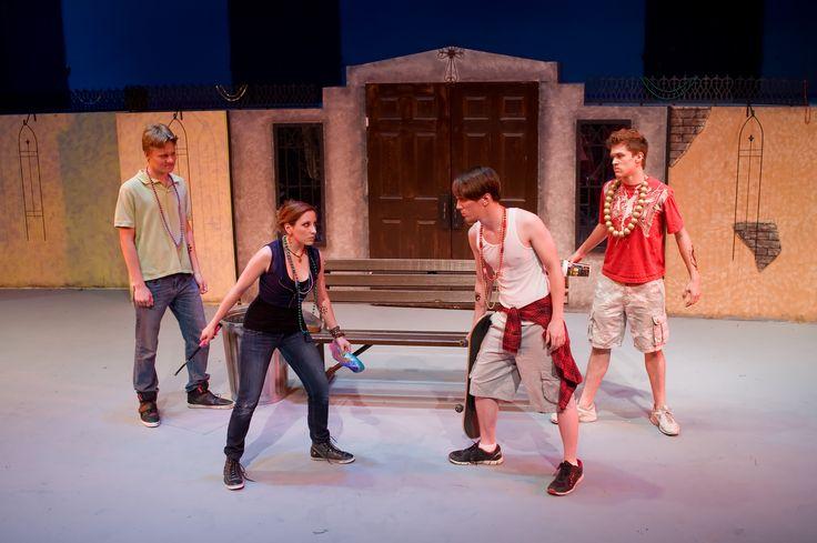 the capulet-montague feud essay