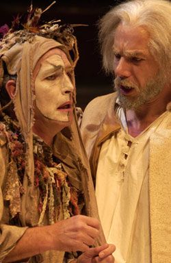essays on the fool in king lear
