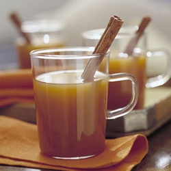 weather: Serve hot cider spiced like an apple pie. Season your cider ...