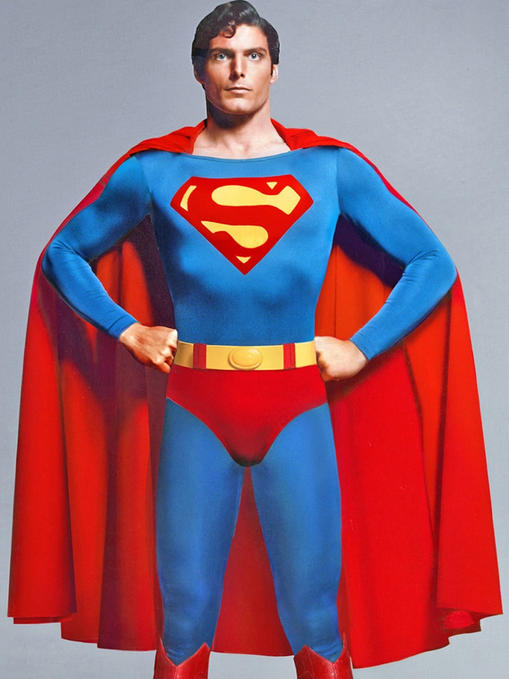 christopher reeve in superman Christopher reeve as superman christopher reeve: truth, justice, and the american way the late 1970s were a pretty cynical time, especially for america.