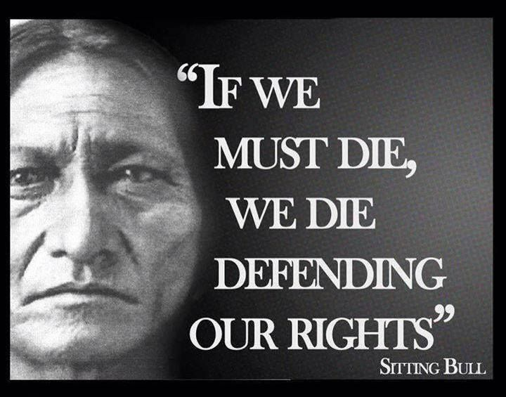 sitting bull and crazy horse relationship quote