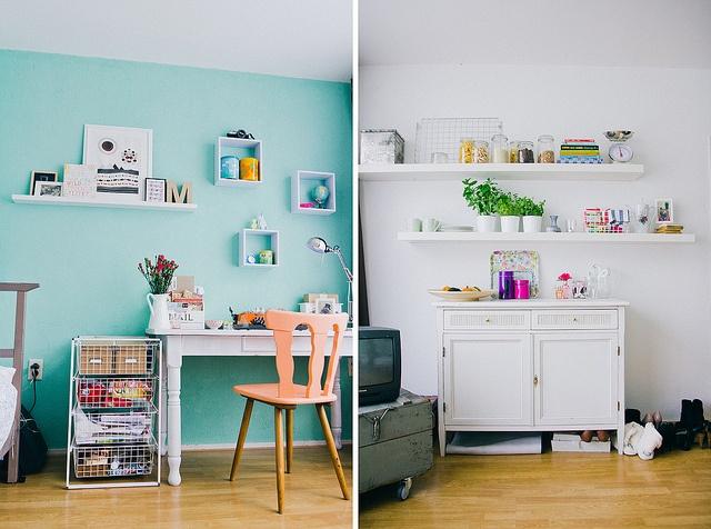 Groene Slaapkamer Inrichten : my room via danique Interior Beauty ...