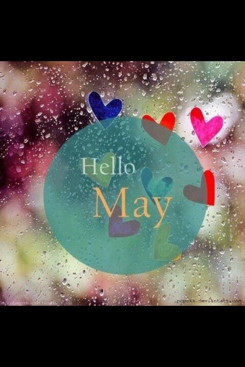hello May rain