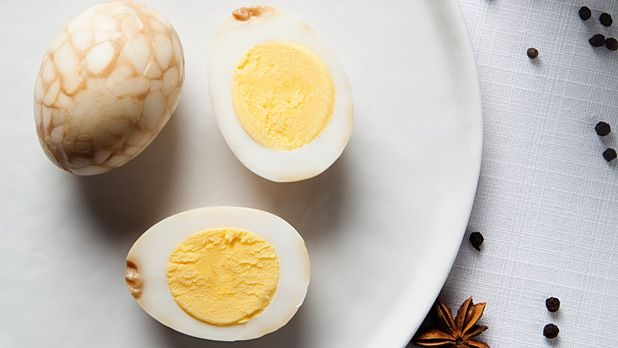 The best way to make hard boiled eggs