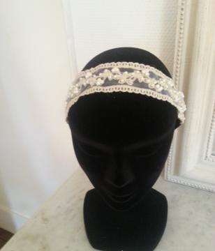 headband - mariage - Dépôt-vente robes de mariée – robe de ...