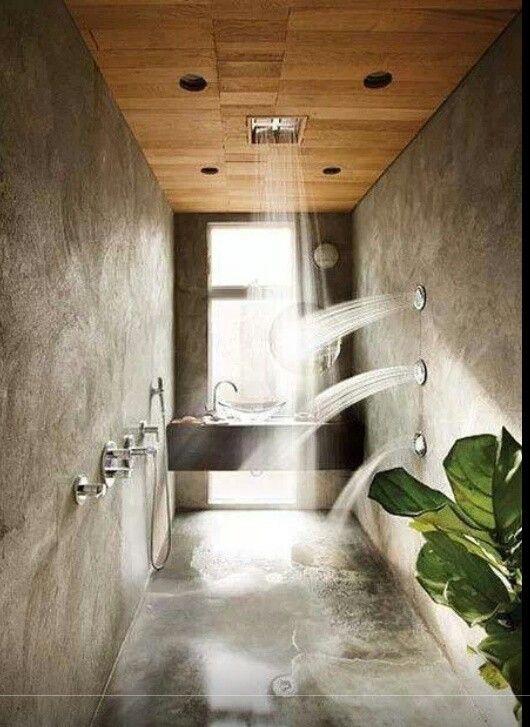 High End Shower Interesting Ideas For Houses Pinterest
