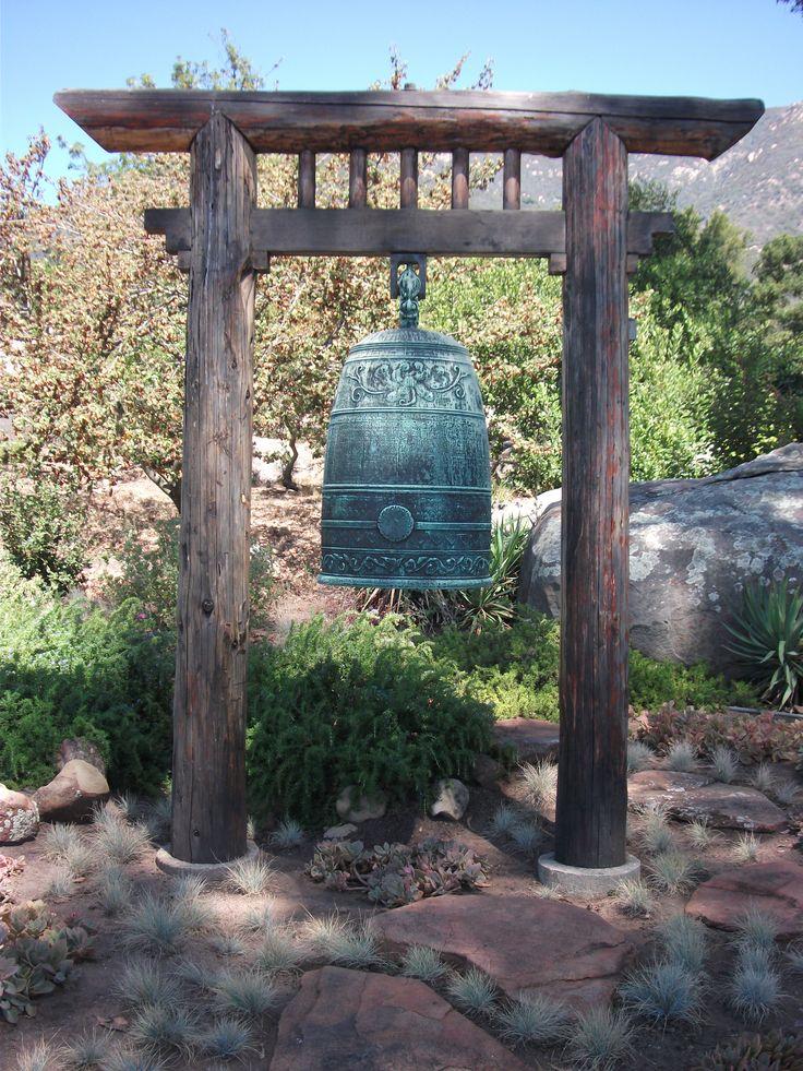 Asian outdoor bells