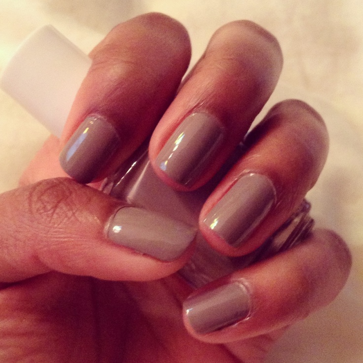 Dove Gray Nail Polish: Grey Nail Polish