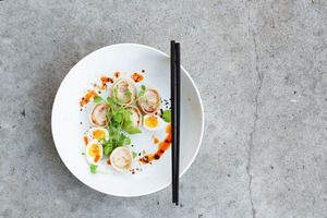 kimchi tofu mandu | eat | Pinterest
