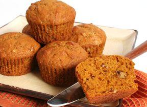 Gluten-free Pumpkin Nut Muffins | Not-so-good for me pumpkin recipes ...