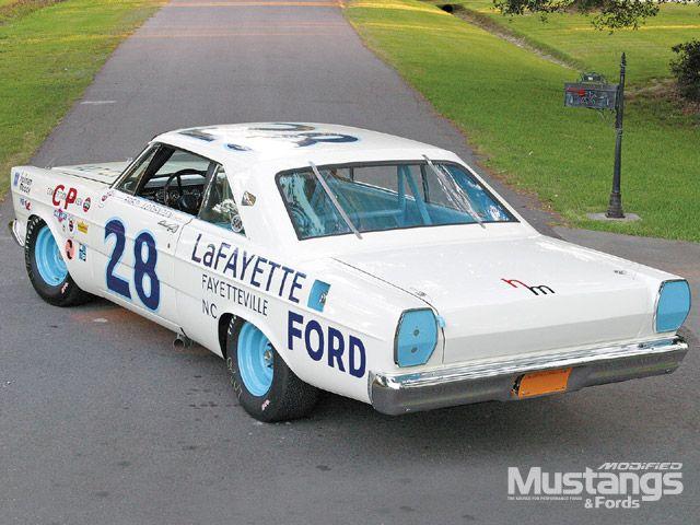 Ford Galaxy 65 Fred Lorenzen terminée 1122065b2d8fc728c7189770c9b71691