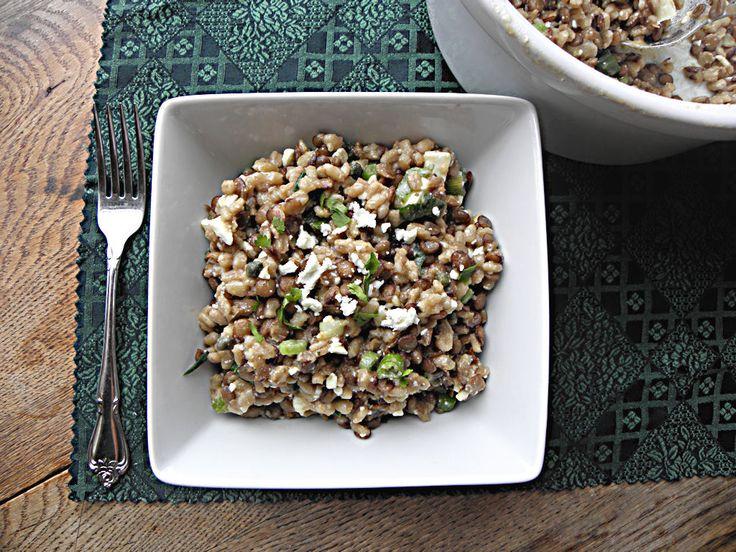 Ratatouille Barley Salad Recipes — Dishmaps