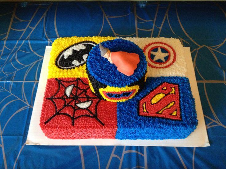 super hero baby shower cake for sammie gift party ideas pinterest