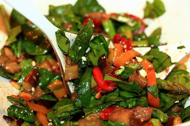 pepper pasta salad roasted red pepper and feta quinoa salad roasted ...