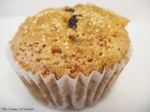 Post image for Banana Chocolate Chip Muffins with Dried Cherries