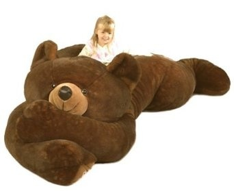 giant teddy bear valentines day
