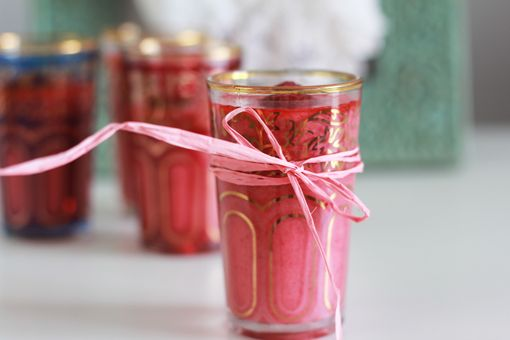 raspberry, coconut and honey lassi | yumm... | Pinterest