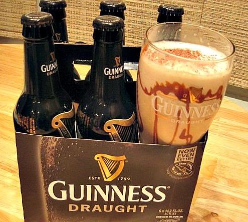 KITCHEN TESTED – Guinness Milkshake   Drink Recipes   Pinterest