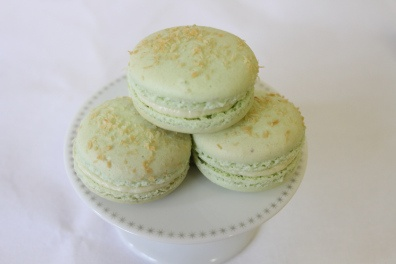 Coconut & lime macaroons | What's Cookin', Good Lookin' | Pin...