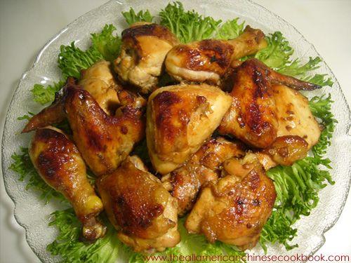 Asian-Marinated Baked Chicken Recipes — Dishmaps