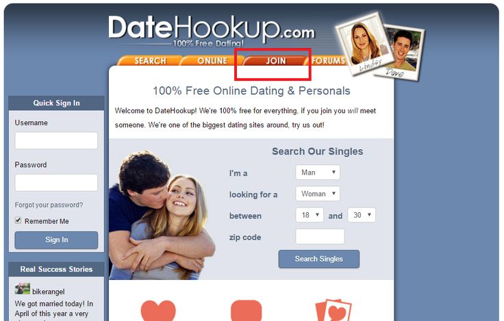 search dating profiles without signing up