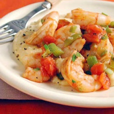 Shrimp and Tomatoes with Cheese Grits | Recipes - Food Tips & Tricks ...